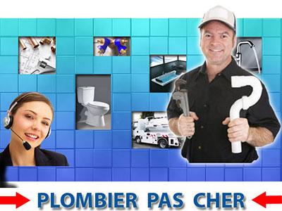 Wc Bouché Ablon sur Seine 94480
