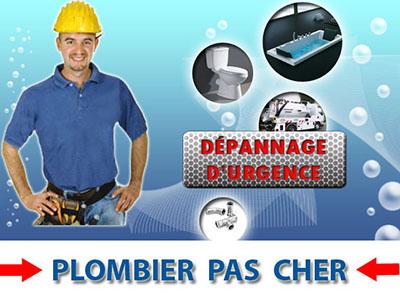 Wc Bouché La Courneuve 93120