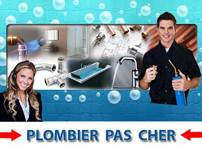 Wc Bouché Les Clayes sous Bois 78340