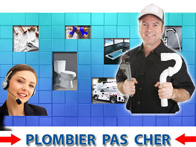 Wc Bouché Rosny sous Bois 93110