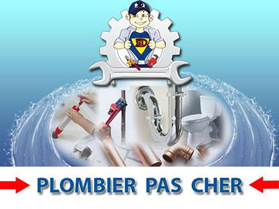 Wc Bouché Saint Brice sous Foret 95350